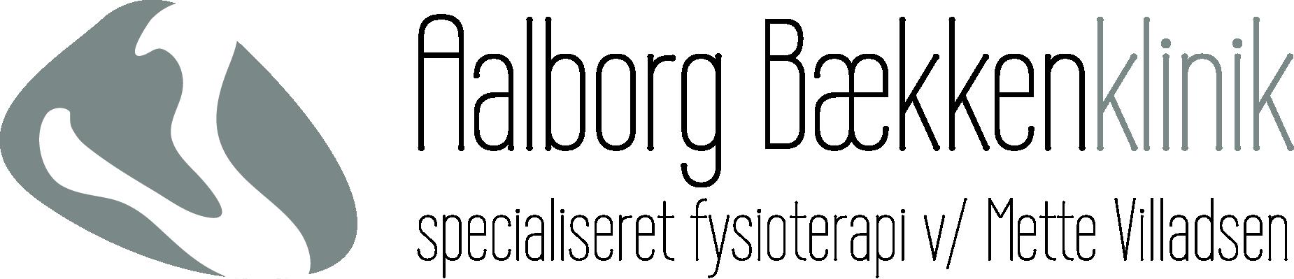 Grafisk materiale for Aalborg Bækkenklinik